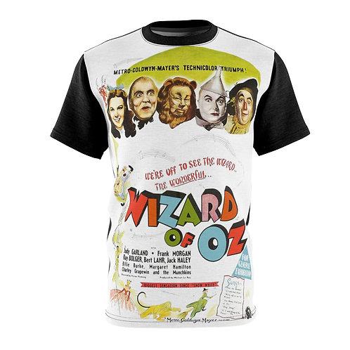 VMP Wizard Of Oz - AOP Cut & Sew Tee