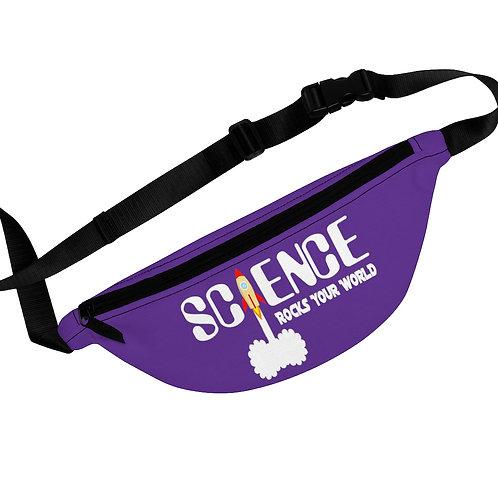 Science Rocks (purple)
