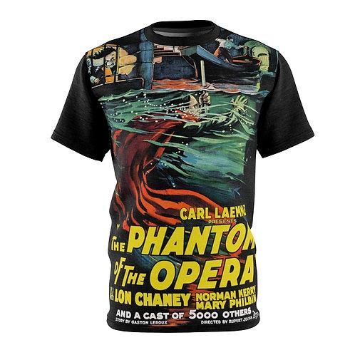 VMP The Phantom of The Opera - AOP Cut & Sew Tee