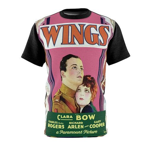 VMP Wings - AOP Cut & Sew Tee