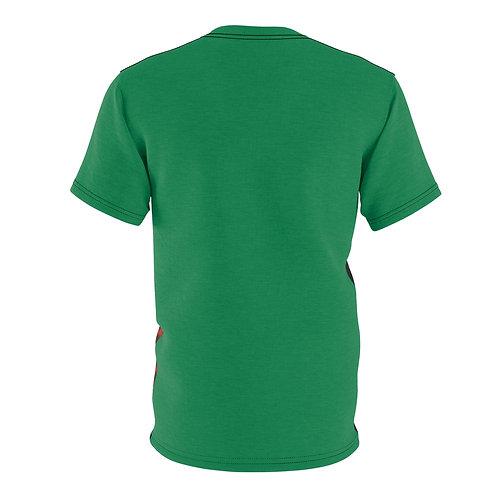 VMP Frankenstein (green) - AOP Cut & Sew Tee