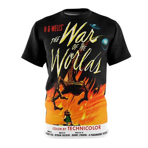 VMP The War of The Worlds - AOP Cut & Sew Tee