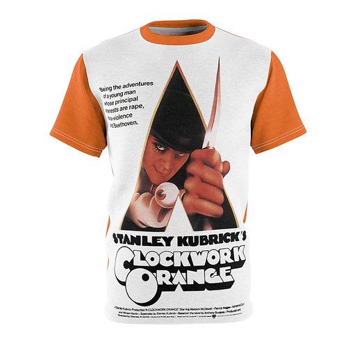 VMP Clockwork Orange (orange) - AOP Cut & Sew Tee