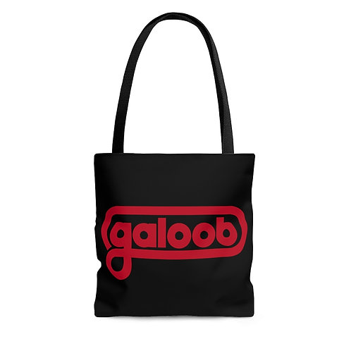 Galoob black tote bag