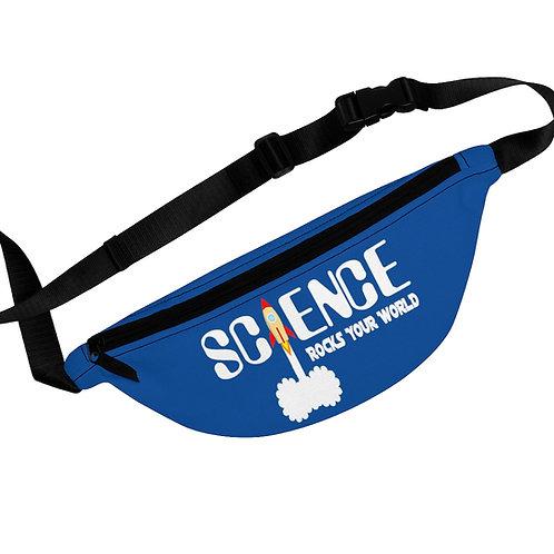 Science Rocks (blue)