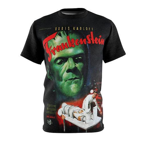 VMP Frankenstein - AOP Cut & Sew Tee