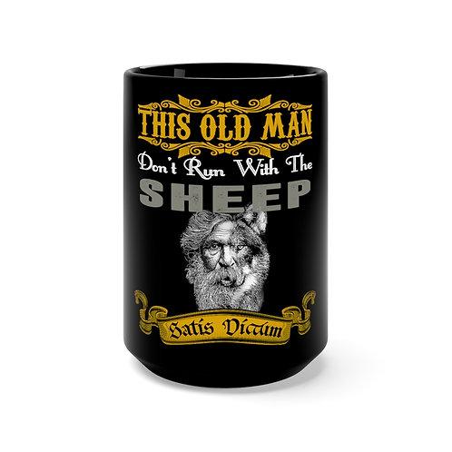 No Sheep - 15oz