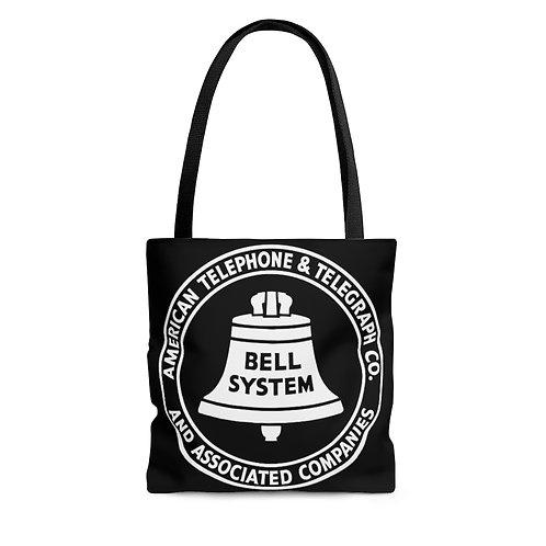 Bell System black tote bag