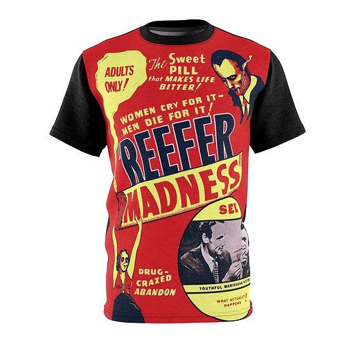 VMP Reefer Madness - AOP Cut & Sew Tee