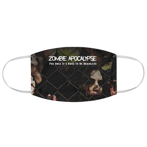 Zombie Apocalypse Face Mask