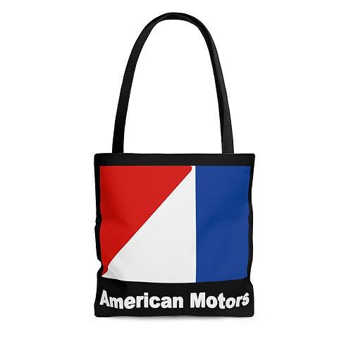 American Motors black tote bag