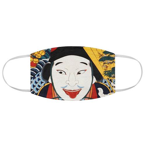 Kabuki Actor Face Mask