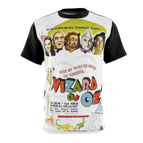 VMP Wizard Of Oz - AOP Cut & Sew Tee