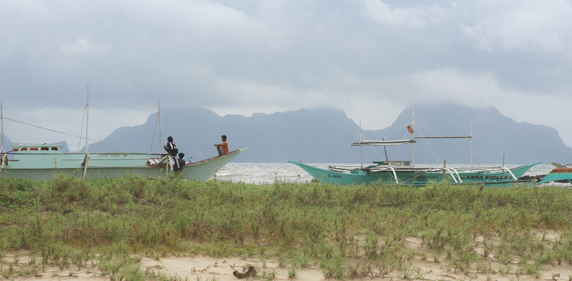 NACPAN BEACH / PHILIPPINES