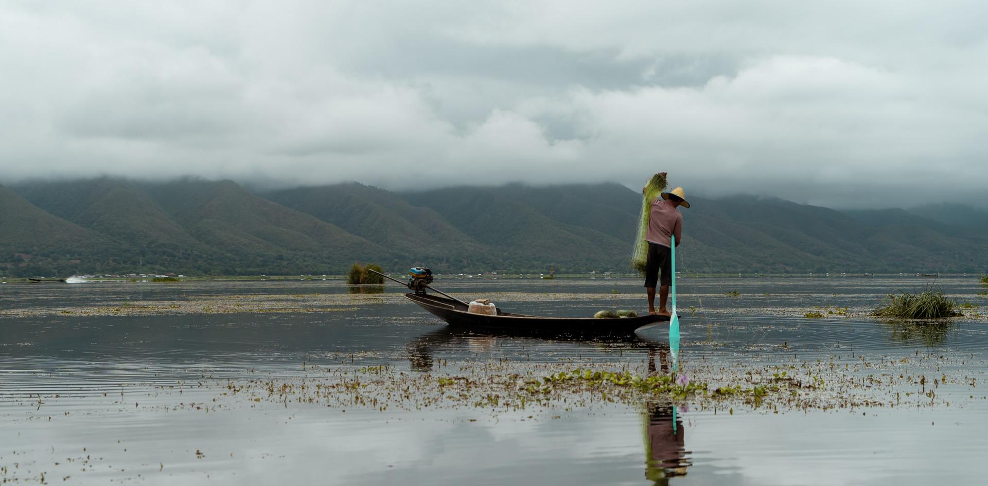 MYANMAR / INLE LAKE