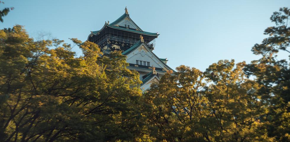 JAPAN / OSAKA CASTLE