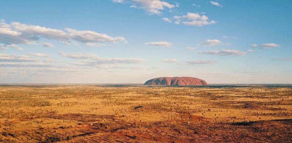 ULURU / AUSTRALIA