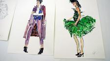 Basiskurs Modezeichnen und Entwurf