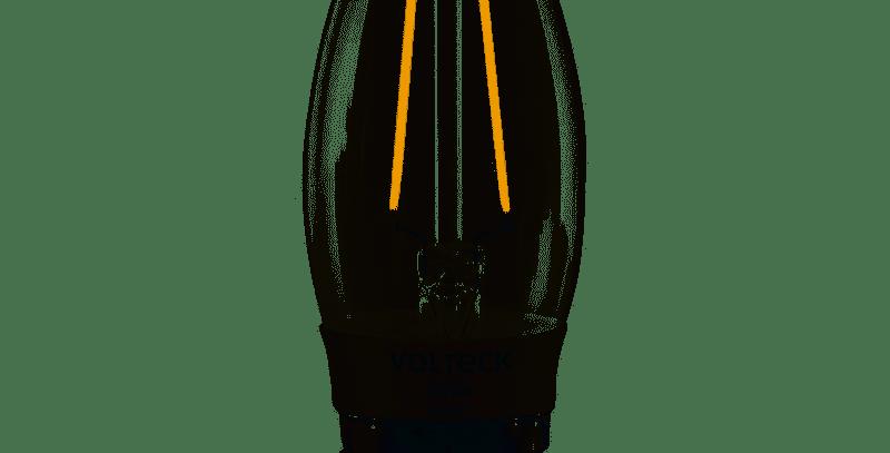 Volteck Lámpara de LED luz cálida