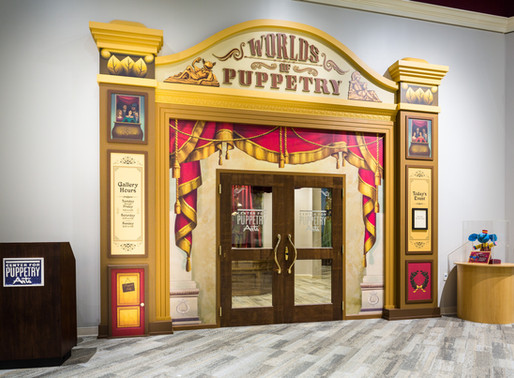 """The Worlds of Puppetry"" opens in Atlanta"