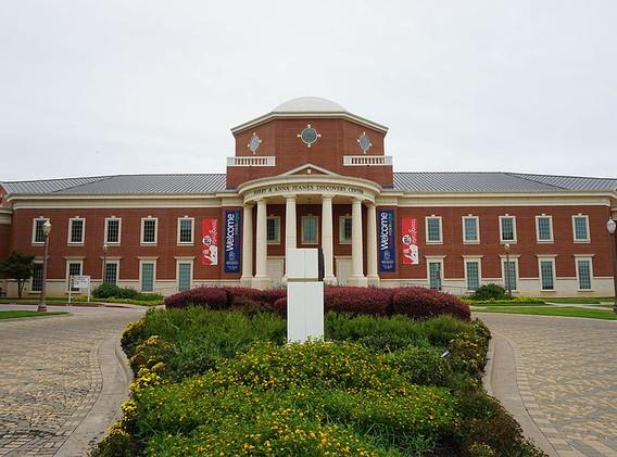 Mayborn Museum of Natural History