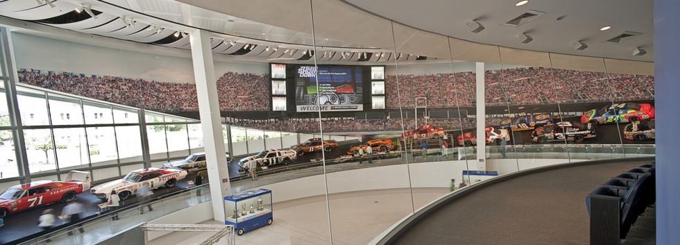 NASCAR Hall of Fame Glory Road