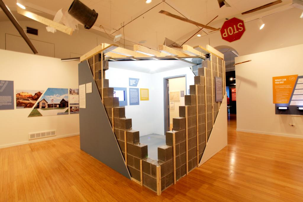 Designing for Disaster - National Building Museum