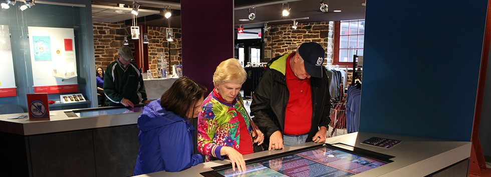 Bethlehem Visitors Center Riggs Ward