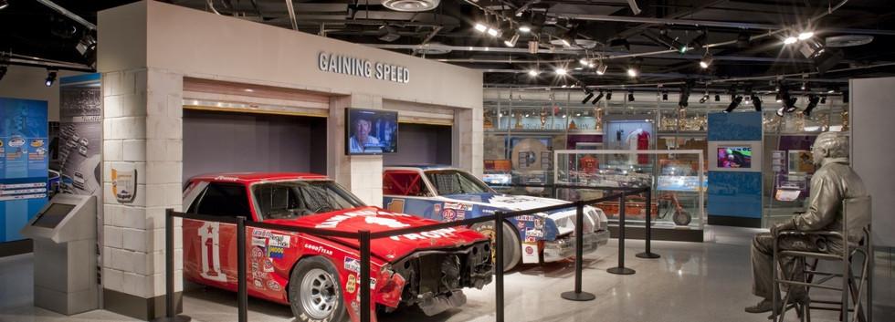NASCAR Hall of Fame Modern Era Po
