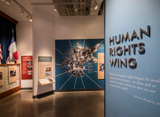 Grand Opening of Dallas Museum introduces over 1500 people to its powerful exhibits