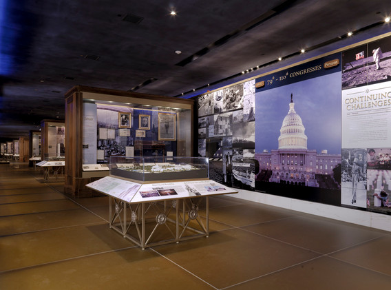 US Capitol Visitors Center Exhibition Hall