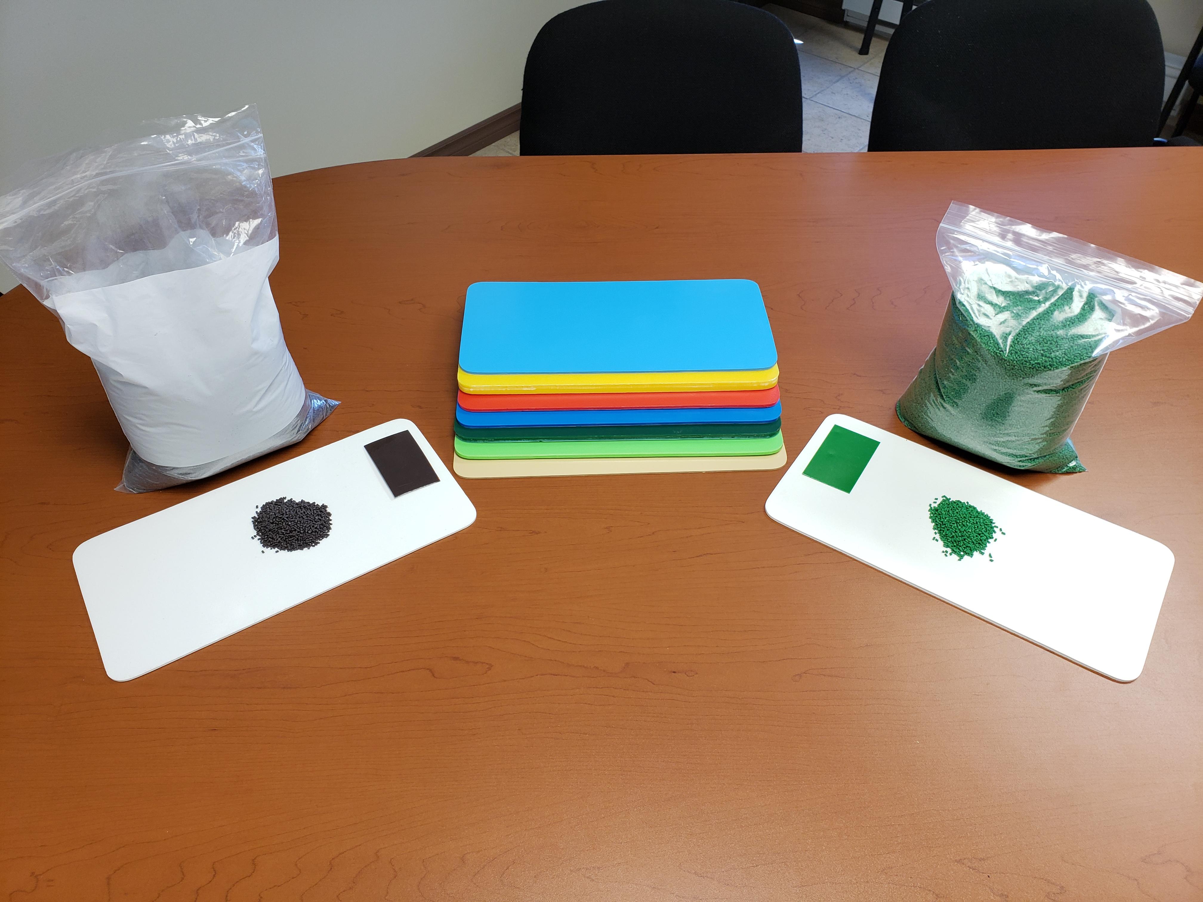 polyethylene sheets