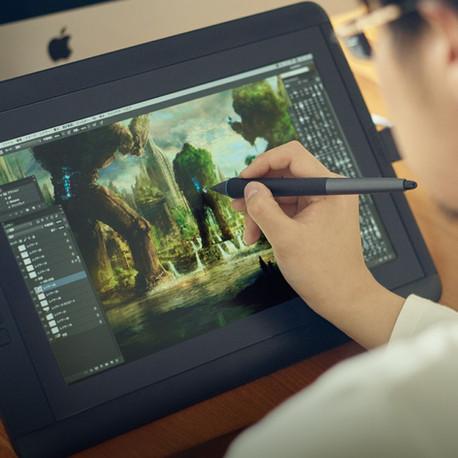 Adobe Photoshop 広告イラスト
