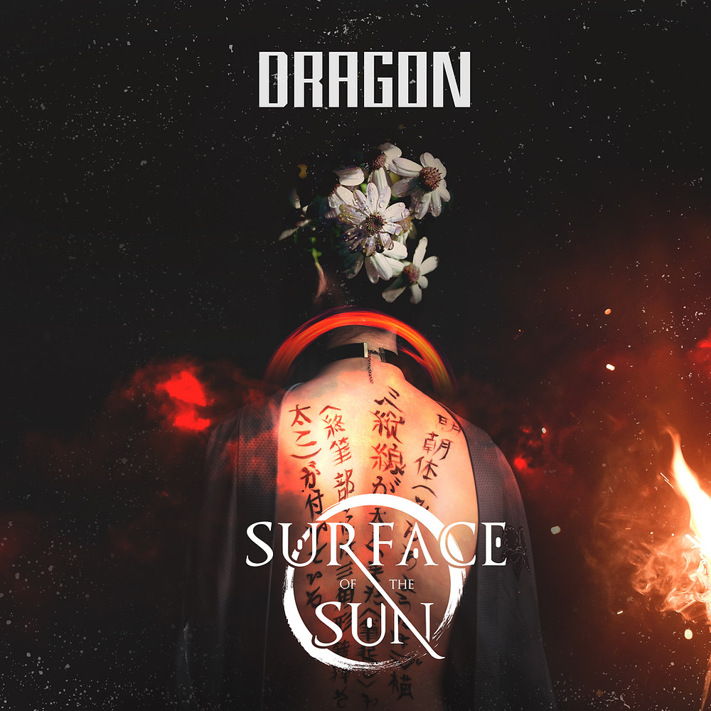 Surface of the Sun Dragon album cover.
