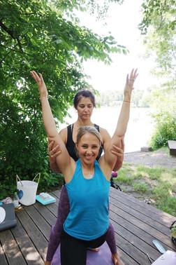 Best Yoga-Buddy !