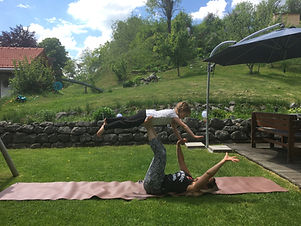 Yogakinder Sachsenkam (Grundschüler)