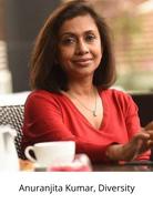 Anuranjita Kumar, Diversity.png