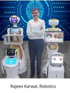 Rajeev Karwal, Robotics.png