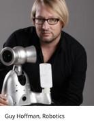Guy Hoffman, Robotics