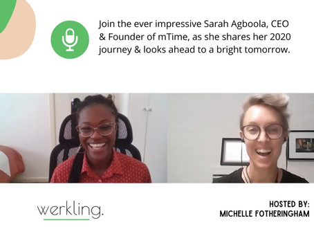 Werking It Out 2021: Episode 3