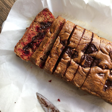 THE BEST Paleo Beet Bread (Keto)