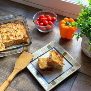 Easy Italian Sausage Cheese Quiche (Keto & Gluten Free)
