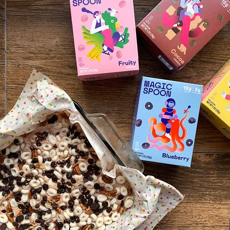Magic Spoon Cereal: Thoughts and Review