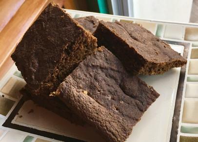 Paleo Matcha Cake