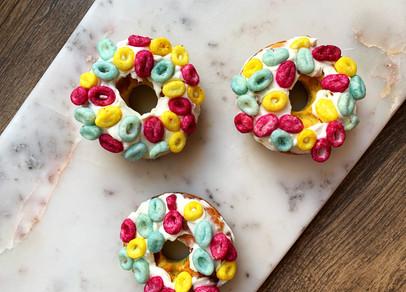 Cereal Keto Donuts (Magic Spoon, Gluten Free)
