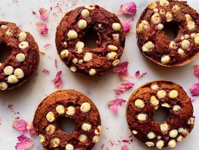 Red Velvet Donuts (Keto & Low Carb)
