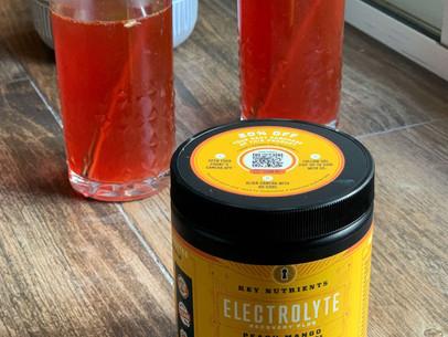Key Nutrients Morning Elixir (Keto Electrolyte Drink)