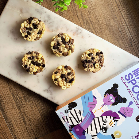 Cookies N' Cream Protein Cups (Keto & Gluten Free)