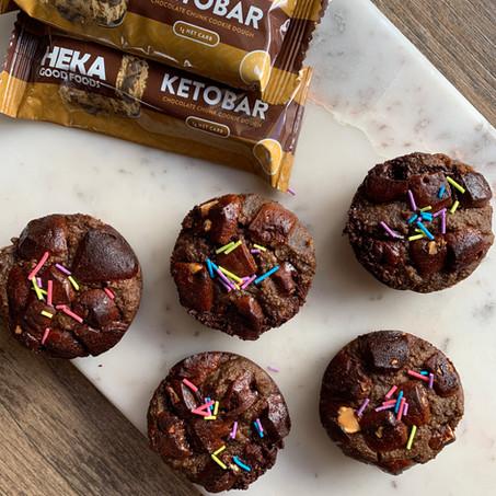 Heka Good Foods Brownies (Low Carb, Paleo)