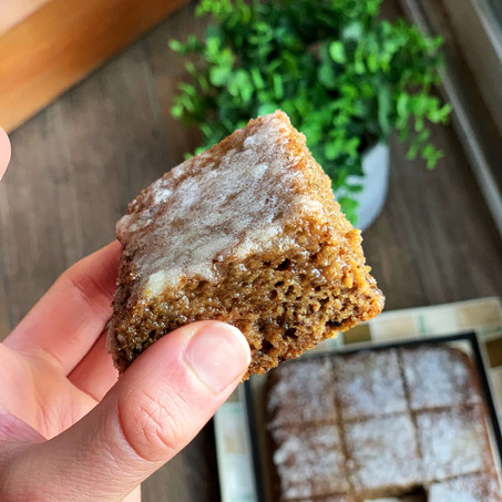 Honey Bun Cake (Keto & Gluten Free)